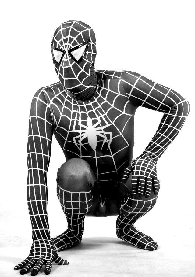 2017 NEW Black Spiderman Costume Spider Man Suit Spider-man Costumes Adults Children Spider-Man Cosplay Clothing Venom Spiderman #Affiliate