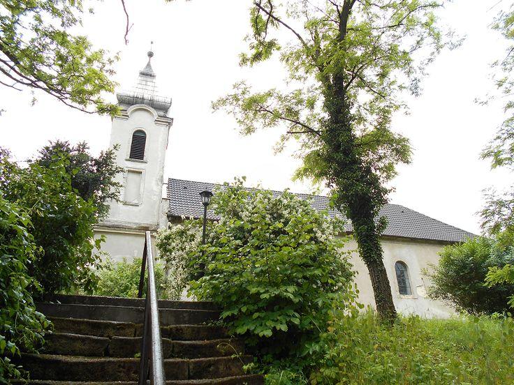 Református templom (Csabdi) http://www.turabazis.hu/latnivalok_ismerteto_971 #latnivalo #csabdi #turabazis #hungary #magyarorszag #travel #tura #turista #kirandulas