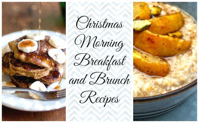 Christmas Morning Breakfast and Brunch Recipes   Food   Pinterest ...
