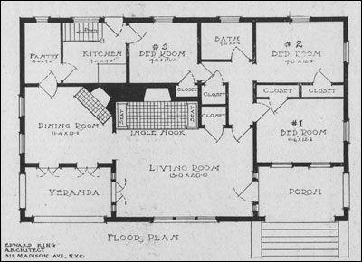 bungalow plan king joydy pinterest king originals