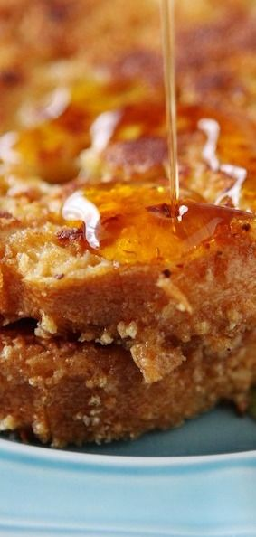 Cinnamon Toast Crunch Encrusted French Toast - Lauren's LatestLauren's Latest