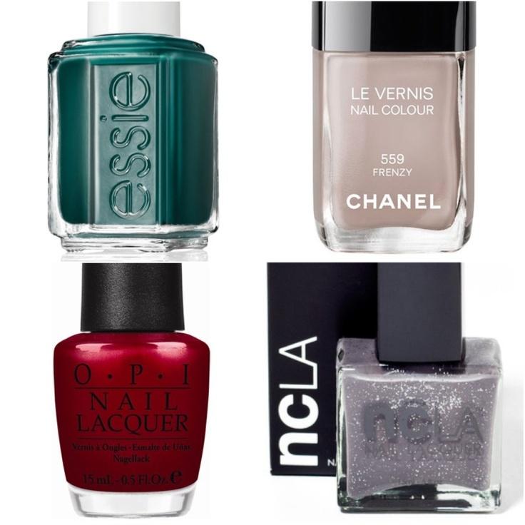 favorite nail colors: Fall Nail Colors, Fall Nails Colors, Nails Lacquer