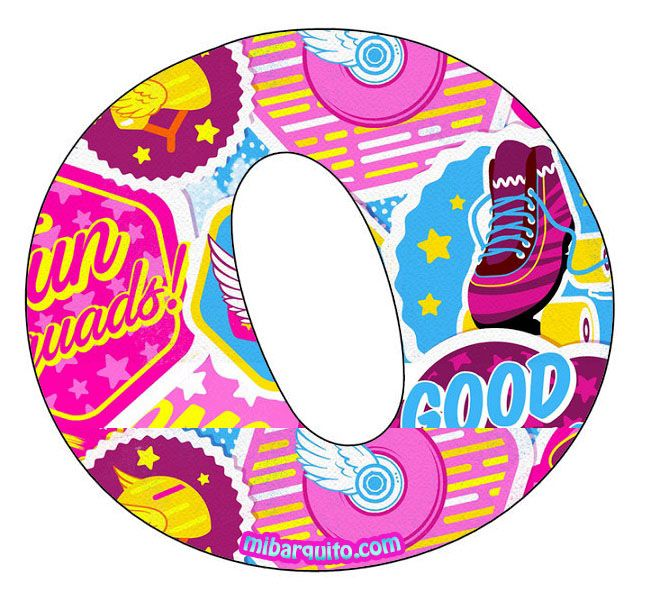 Best 20 abecedario para imprimir ideas on pinterest - Letras infantiles para decorar ...