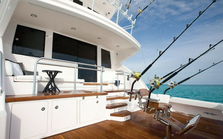 Bertram 80 - The flagship model of the fleet and the largest #Bertram ever built. http://www.marinesolutions.in/bertram-80-fishing-yacht-sale-india/