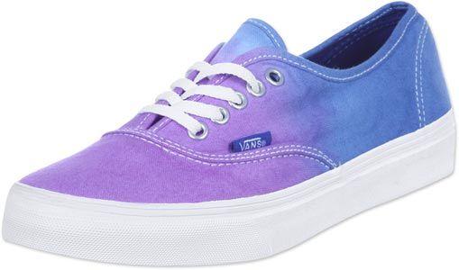 Vans Authentic Slim Schuhe lila