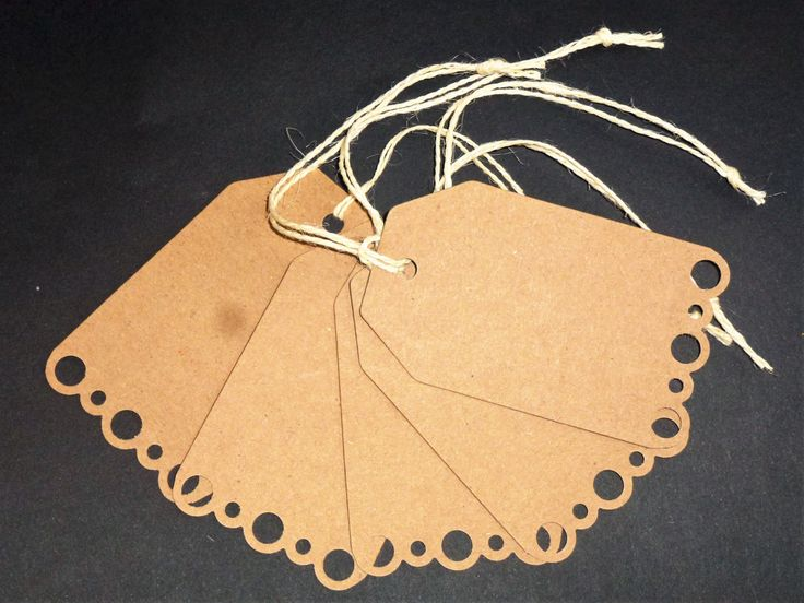 5pcs bubble tags set by AzraelWest on Etsy