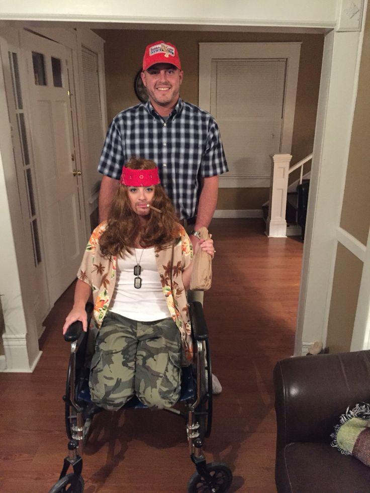 Lt Dan And Forrest Gump Halloween Costume   Fall -3131