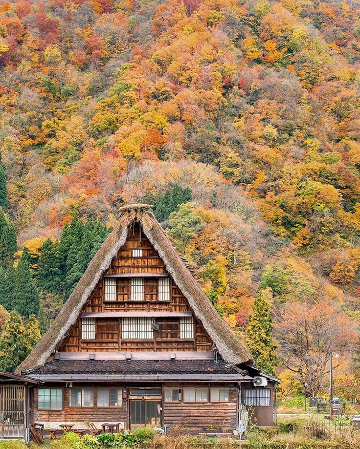 Gassho-zukuri Village of Gokayama Suganuma, toyama, japan, worldheritage