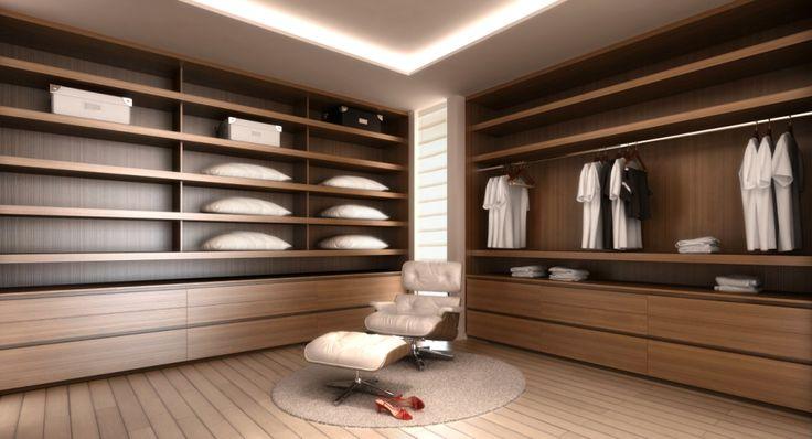 Cómo elegir un vestidor o closets para nuestro cuarto de dormir : Fotos de vestidores