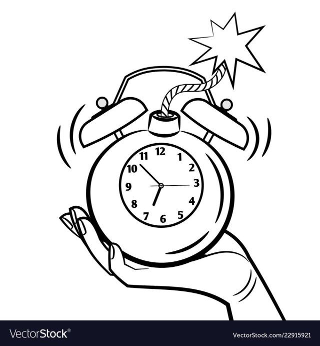 Elegant Image Of Clock Coloring Page Printable Coloring Pages