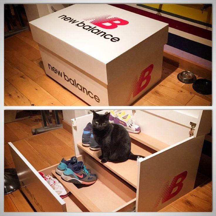Boite de rangement sneakers Nike Jordan   Sneakers.fr   Fabriquer ...