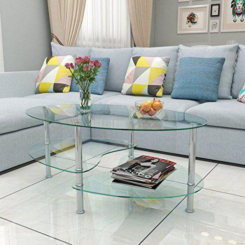Die besten 25+ Ovaler couchtisch aus glas Ideen auf Pinterest - couchtisch aus glas ideen interieur