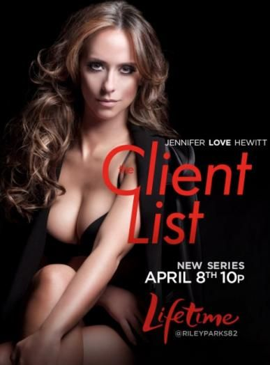 It was a lifetime movie that was pretty good - its amazing what people would do to feed their family at a time of need....I would do it too if I had to...anything for my daughter! Jennifer Love Hewitt's new TV show had its posters banned in the USA