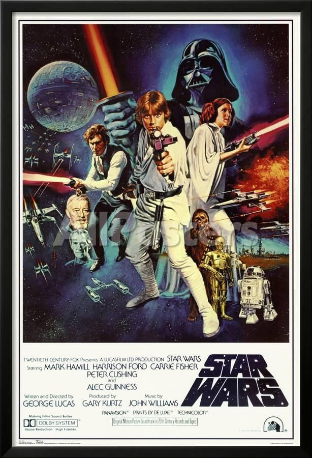Star Wars Episode Iv New Hope Classic Movie Poster Posters In 2020 Star Wars Episode Iv Star Wars Poster Classic Movie Posters