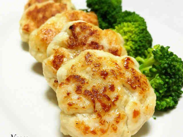 お弁当♡10分で!ささみマヨチー丸め焼きの画像