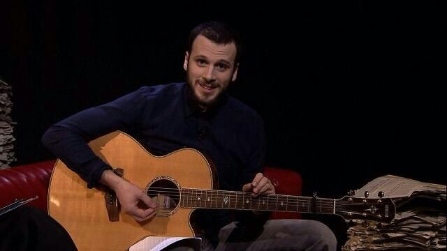 Sebalter on Teleticino programme Dimalami