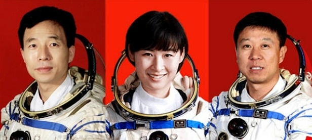 Chinese Astronouts