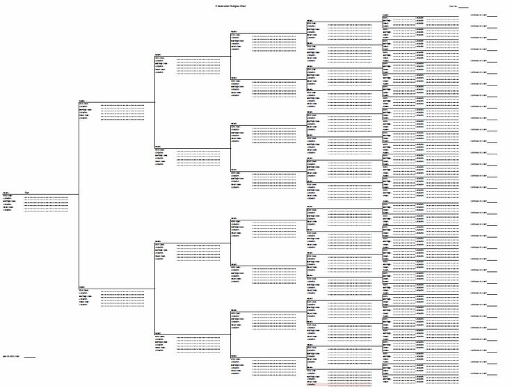 family tree timeline template