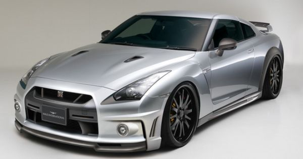 Nissan automobile - nice photo