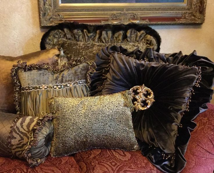 100 best ACCENT PILLOWS Animal Print images on Pinterest