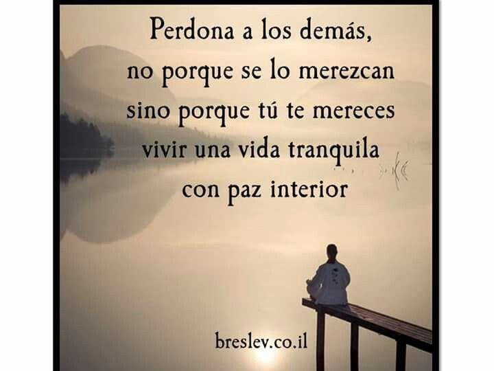Paz ...