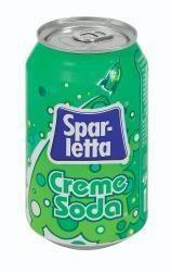 Sparletta Cream Soda