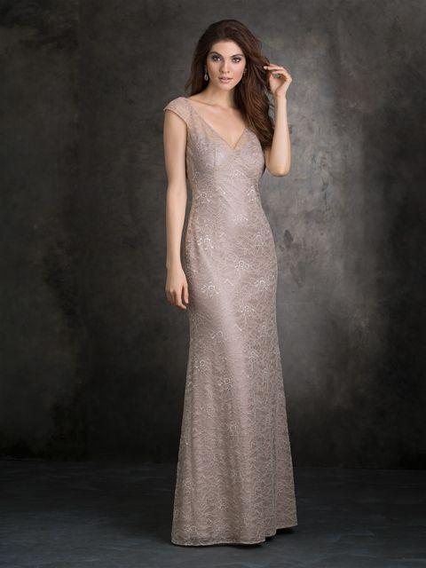 ALLURE BRIDESMAID DRESSES|ALLURE BRIDESMAIDS 1409|ALLURE BRIDAL|ALLURE BRIDESMAID - ALLURE BRIDESMAIDS
