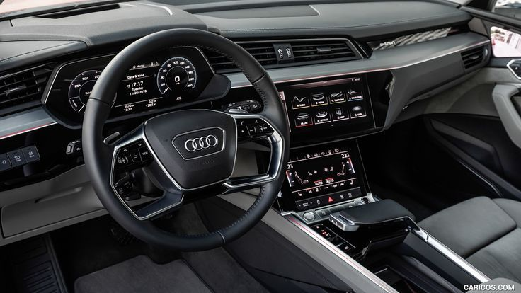 2019 Audi E Tron Interior Detail Hd Cars And Motor