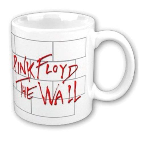 Pink Floyd The Wall White Mug Official Licensed Music. This item is perfect for any Pink Floyd fans wanting to own official merchandise from this monster of a b
