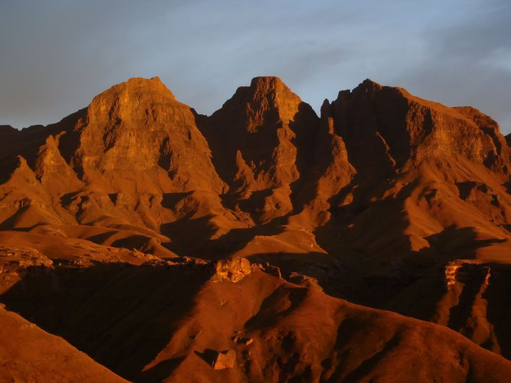 """Devils Knuckles"" - Drakensberg Mountains - South Africa"