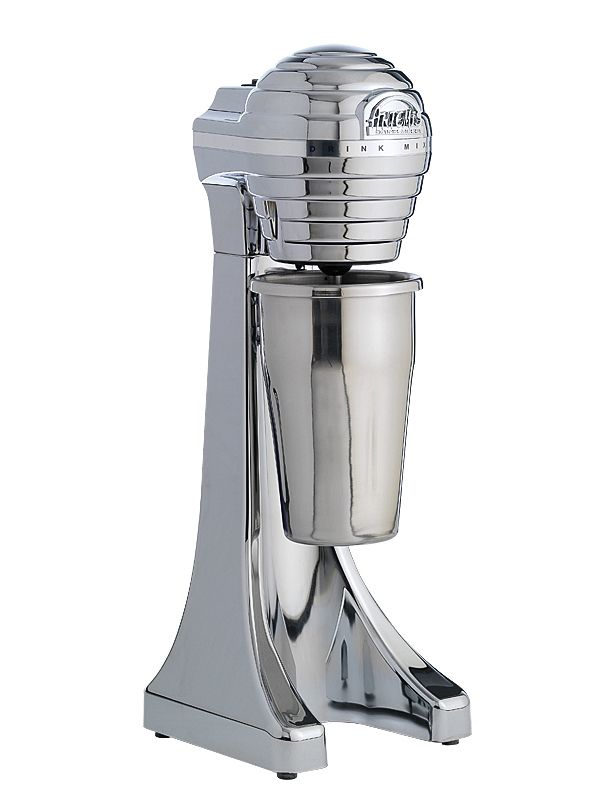MIX-2010 CHROME DRINK MIXER, shop online http://bit.ly/2duzRI3