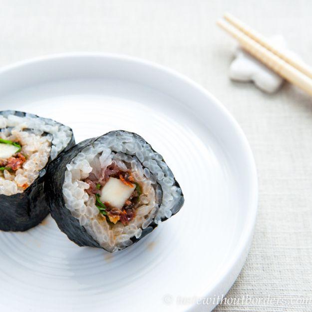 Sushi on Pinterest