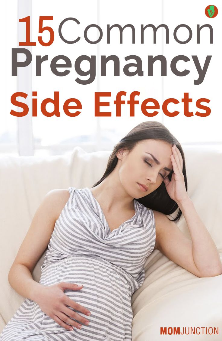 #Pregnancy is the most beautiful experience for any woman. In case if you are planning to conceive for some time read these 15 common pregnancy side effects.