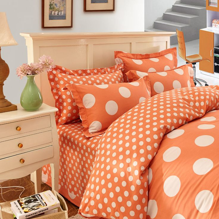 1000 ideas about polka dot bedding on pinterest zebra for Polka dot bedroom designs