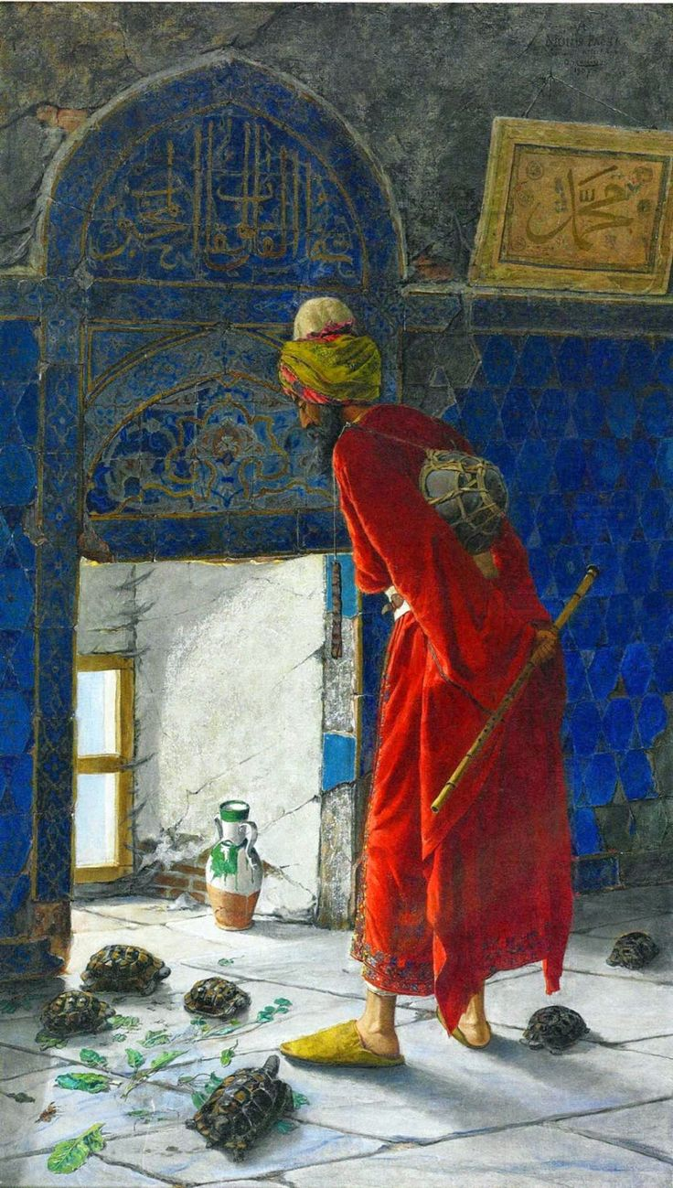 Osman Hamdi Bey...   Kai Fine Art