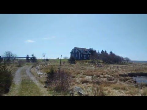 Orchard Point vacation rental cottage in Shelburne Nova Scotia