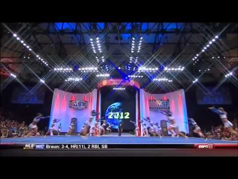 Stingray Orange World Champs <3  love the girl who points to her finger at the end.