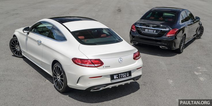 With the launch of the C205 Mercedes-Benz C-Class Coupe, the local C-Class range is now complete – well, as complete as it can be without wagon and convert