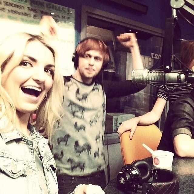 rydel lynch selfie | única garota da banda R5 Rydel Lynch e Ellington Ratliff publicam ...