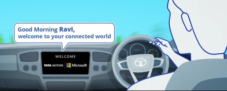 Tata Motors and Microsoft join hands to drive the future of connected mobility in India