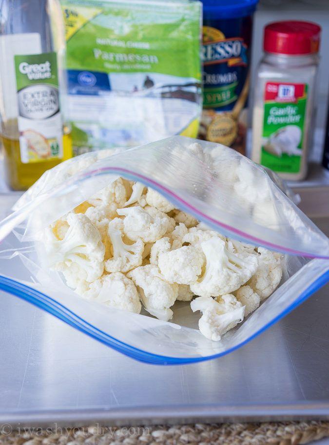 Parmesan gebratener Blumenkohl   – Recipes to Make
