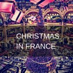 Podcast #37 How the French Celebrate Christmas - Talk in French