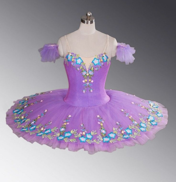 Classical Professional Ballet Tutu Made to your Size For Competition Lilac Fairy