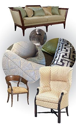 High Quality These Are Theodore Alexander Upholstered And Wood Furniture Modern Pieces