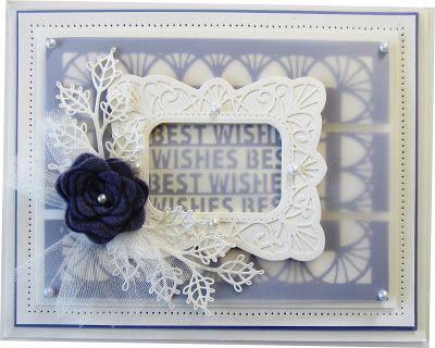 PartiCraft (Participate In Craft): Best Wishes
