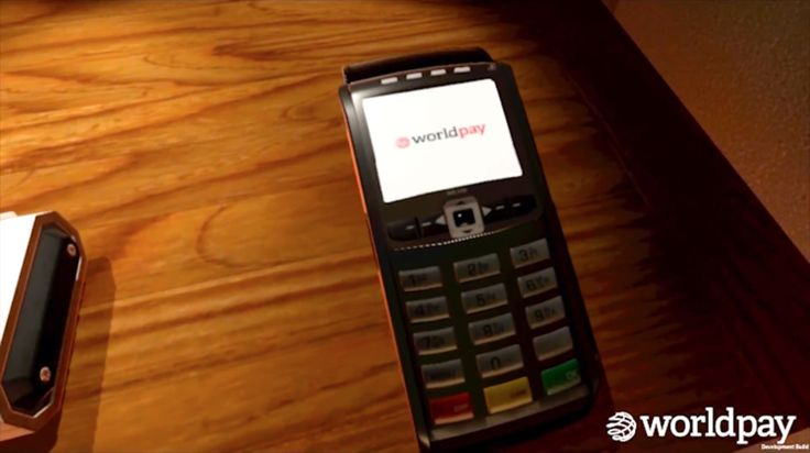 Worldpay Demonstrates The Future of VR Payments. A virtual card machine for payments within the virtual world. Will the idea catch on? #pbgvirtual #vr