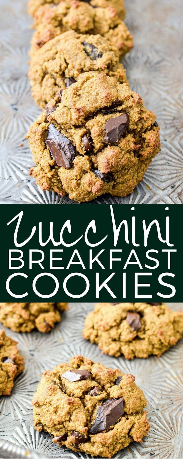 Paleo Zucchini Breakfast Cookies Are A Healthy And Nutritious
