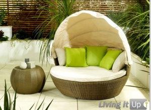 May Treat for You - Rattan Sofa  looking amazing!