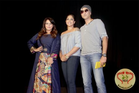 Present at the premiere of Dark Chocolate was director Agnidev Chatterjee, Mahima Chaudhry, Shataf Figar, Mumtaz Sorcar, producer Pradip Churiwaland others.