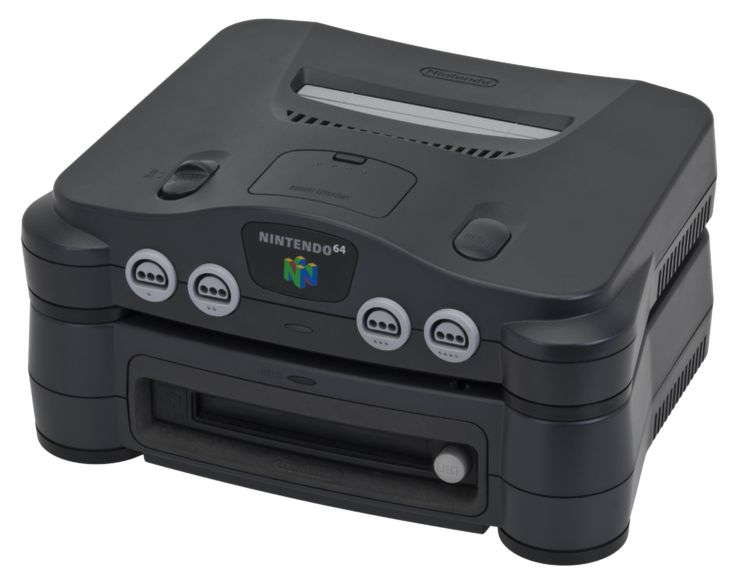 File:64DD-Attached.png #nintendo #gaming #gamer